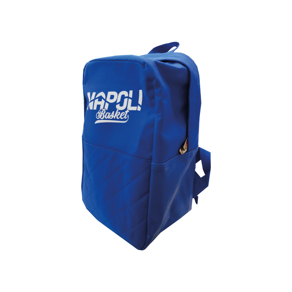 ZAINO OLIVER BACKPACK - NAPOLI BASKET